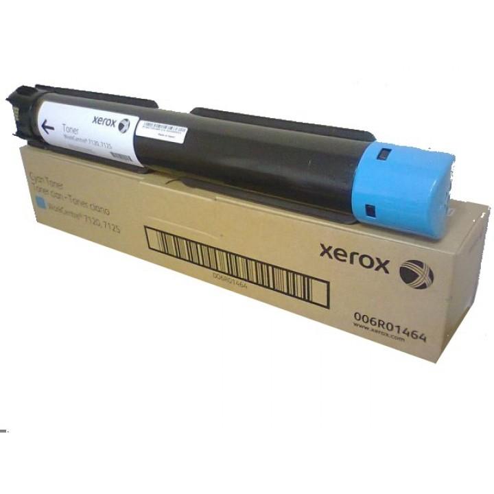Тонер-картридж Xerox WC 7120/7125/7220/7225, 15К (О) голубой 006R01464
