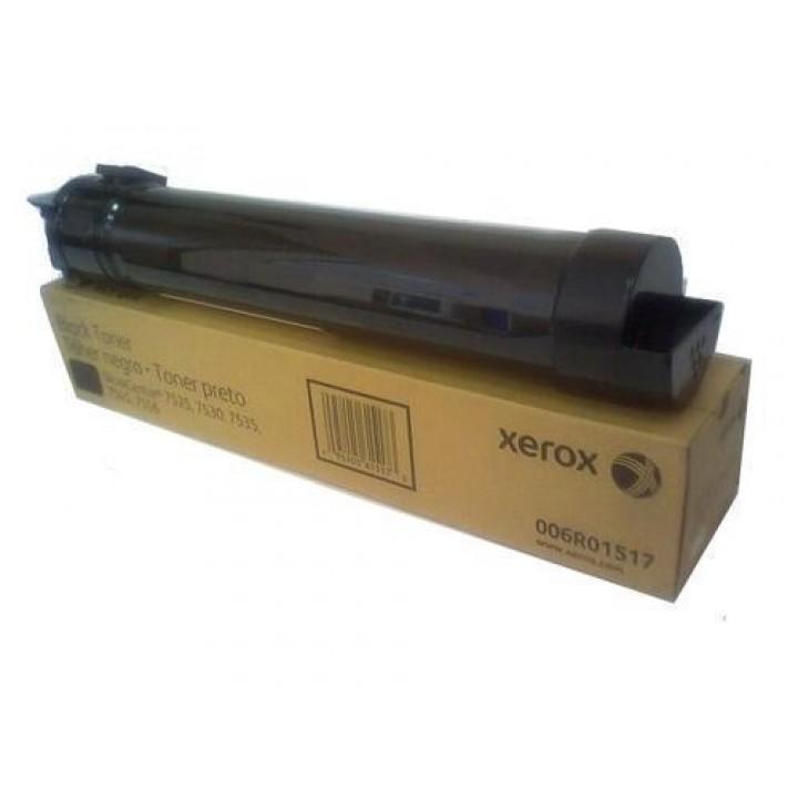 Тонер-картридж Xerox WC 7525/7530/7535/7545/7556/7830/7835, 26К (О) чёрный 006R01517
