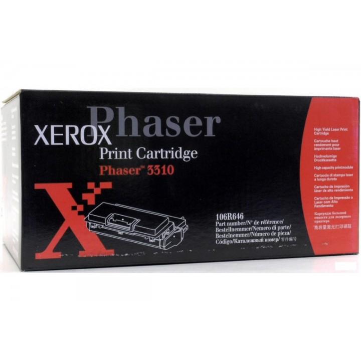 Заправка картриджа Xerox 106R00646 3310