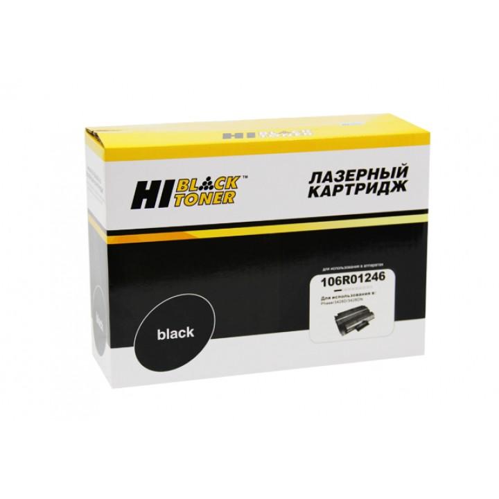 Картридж 106R01246 для принтера Xerox Phaser 3428D/3428DN, 8K