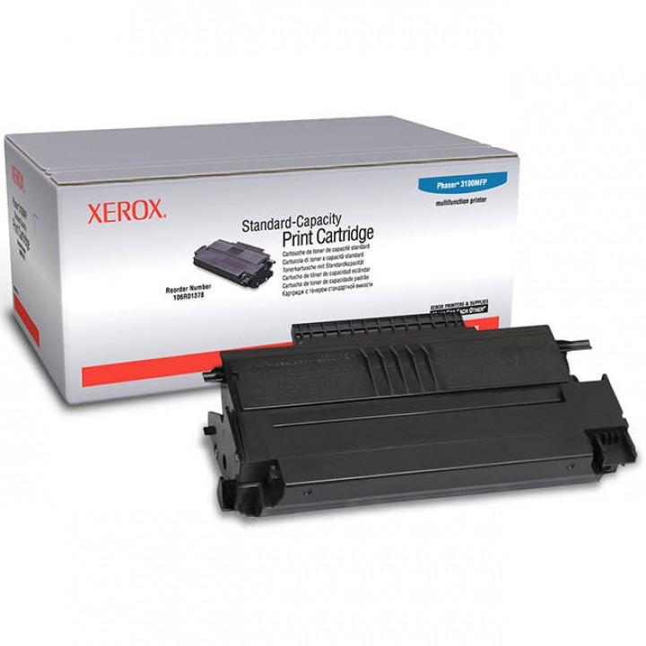 Заправка картриджа Xerox 106R01378 106R01379 Phaser 3100