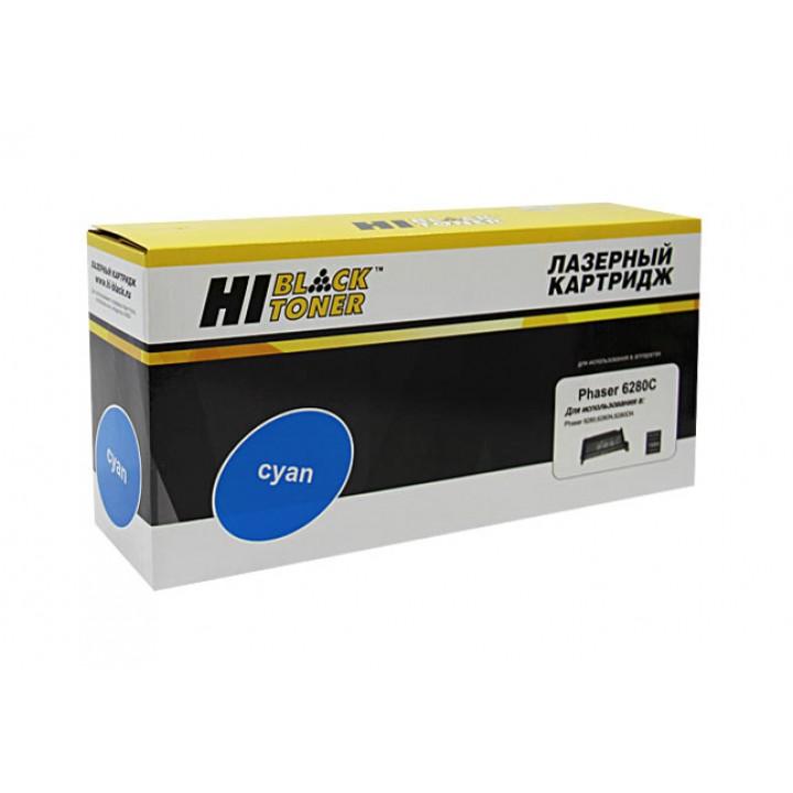 Картридж 106R01392 для принтера Xerox Phaser 6280DN/6280N, C, 7K