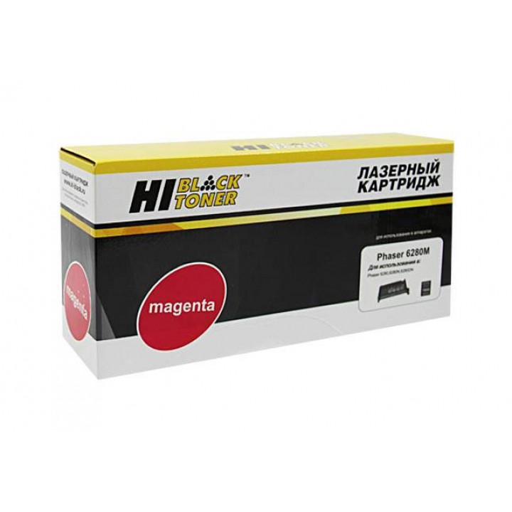Картридж 106R01393 для принтера Xerox Phaser 6280DN/6280N, M, 7K