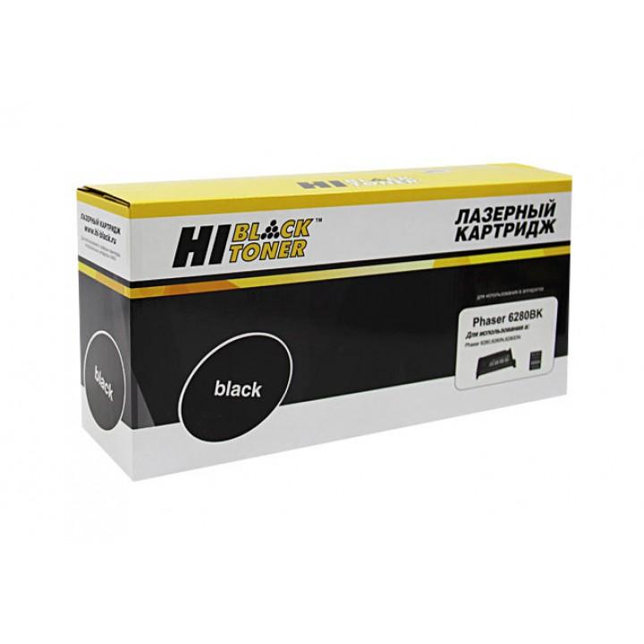 Картридж 106R01395 для принтера Xerox Phaser 6280DN/6280N, Bk, 8K