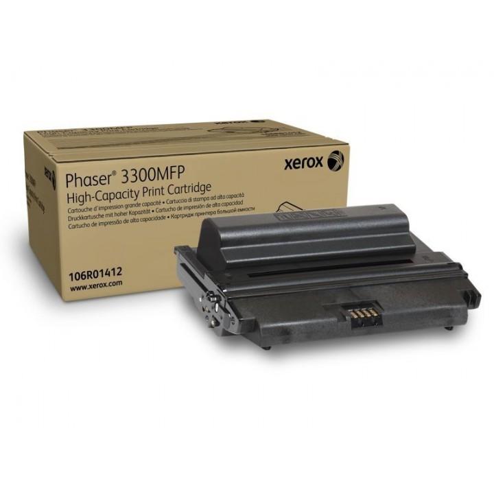 Заправка картриджа Xerox 106R01412 3300MFP