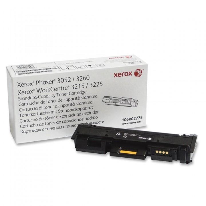 Заправка картриджа Xerox 106R02775 Phaser 3020/3052/3260/WC3215/3225