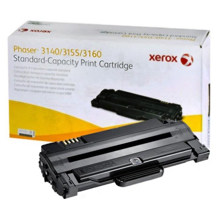 Заправка картриджа Xerox 108R00908 Phaser 3140/3155/3160