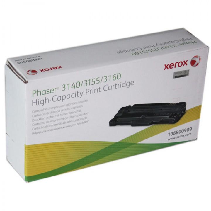 Заправка картриджа Xerox 108R00909 Phaser 3140/3155/3160