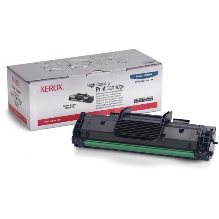 Заправка картриджа Xerox 113R00730 Phaser 3200MFP