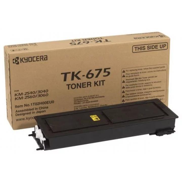 Картридж TK-675 Kyocera KM-2540/2560/3040/3060, 950г, 20К (О) 1T02H00EU0
