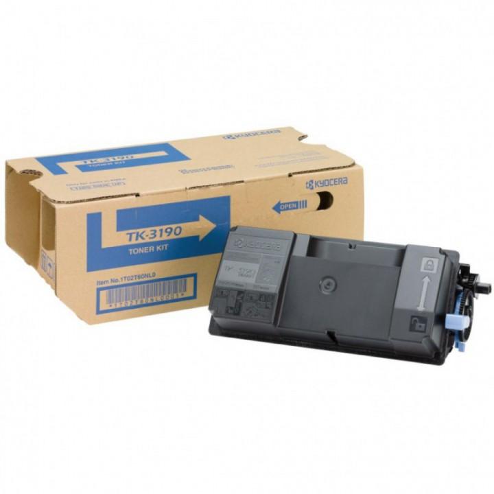 Тонер-картридж TK-3190 Kyocera P3055DN/P3060DN, 25K (О) чёрный 1T02T60NL0