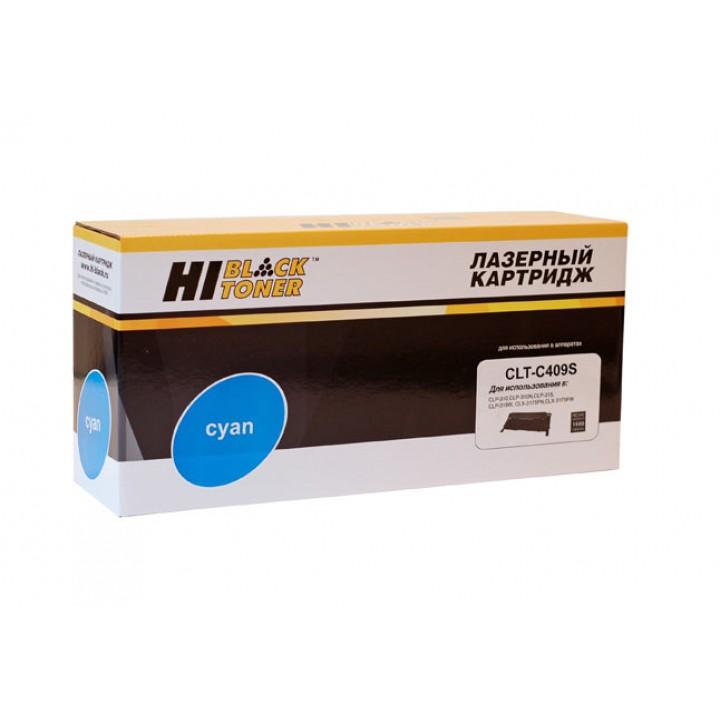 Тонер-картридж CLT-C409S для принтера Samsung CLP-310/315/CLX-3170fn/3175, C, 1K