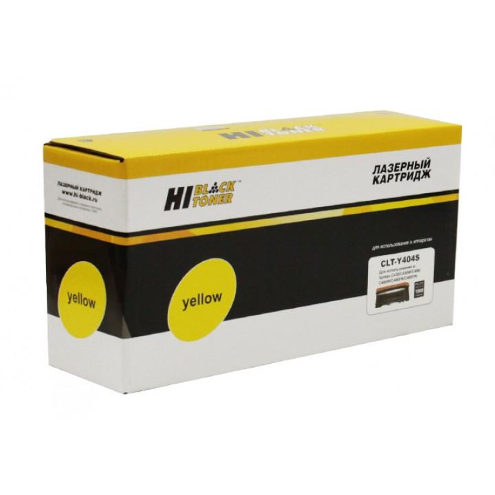 Тонер-картридж CLT-Y404S для принтера Samsung Xpress C430/C430W/480/W/FN/FW, Y, 1K