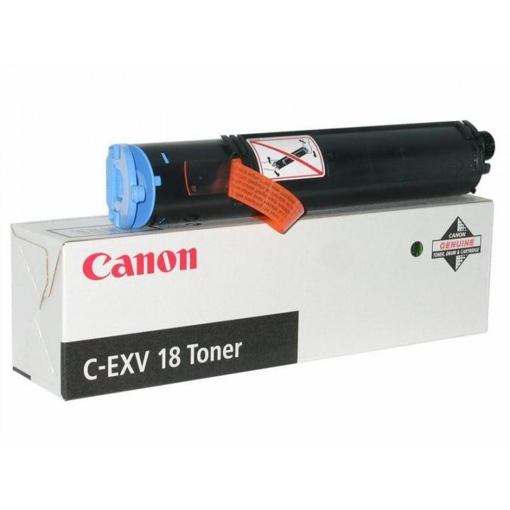 Тонер iR 1018/1022/1024 (O) C-EXV18, BK