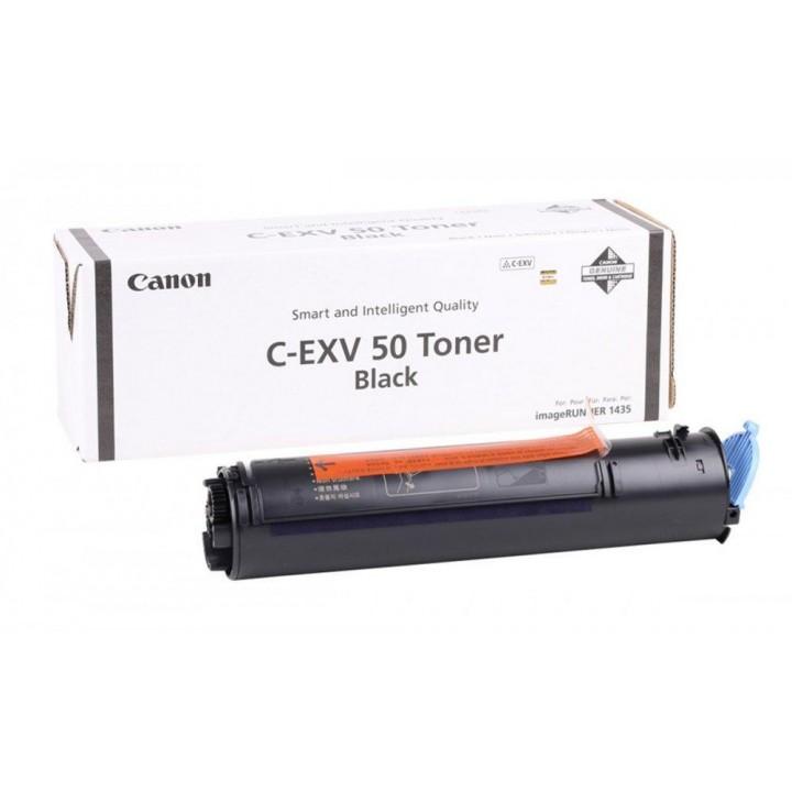 Тонер C-EXV50 IR1435/1435i/1435iF, 17,6К (О) 9436B002