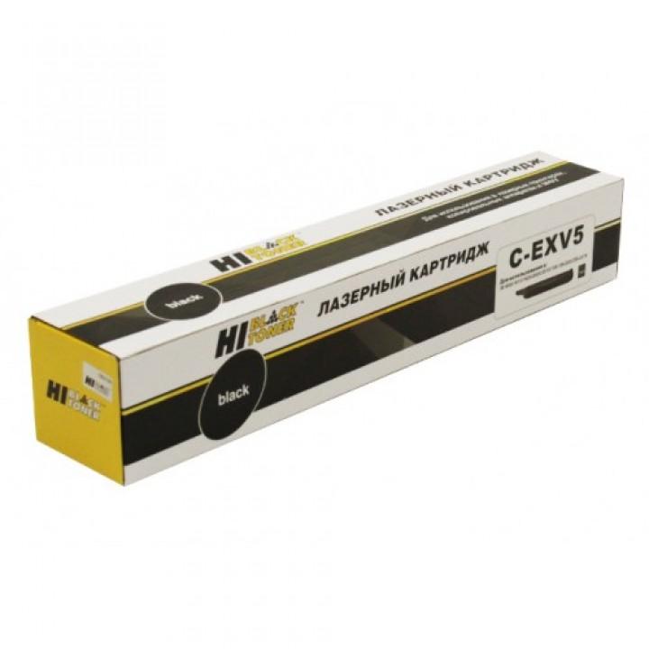 Тонер-Картридж C-EXV5 для принтера Canon iR-1600/2000, туба, 7,5K