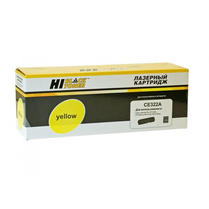Картридж CB542A/CE322A для принтера HP CLJ CM1300/CM1312/CP1210/CP1525, Y, 1,4K