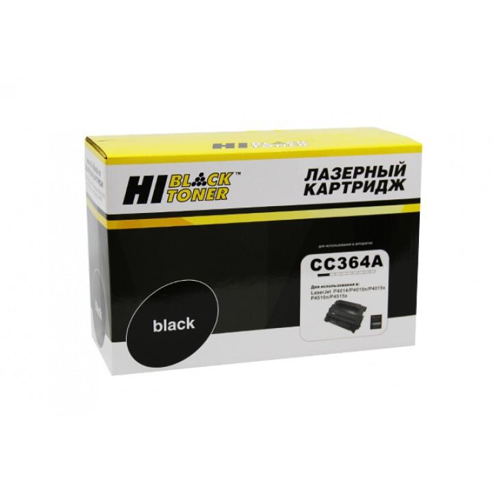 Картридж CC364A для принтера HP LJ P4014/P4015/P4515, 10K