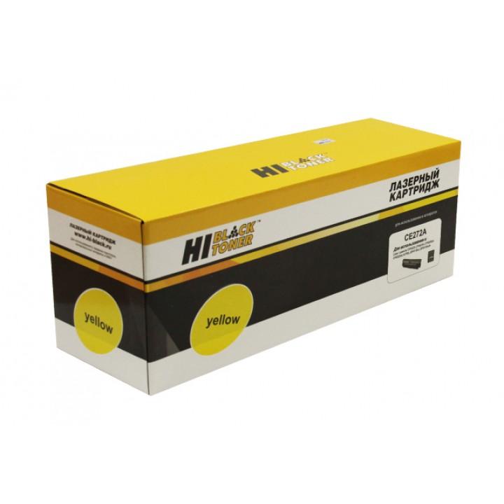 Картридж CE272A для принтера HP CLJ CP5520/5525/Enterprise M750, Восстанов., Y, 15K