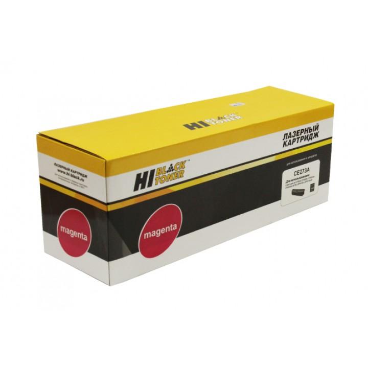 Картридж CE273A для принтера HP CLJ CP5520/5525/Enterprise M750, Восстанов., M, 15K