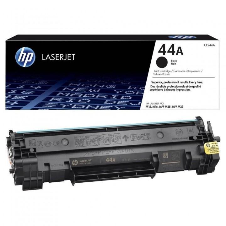 Заправка картриджа HP CF244A (44A)