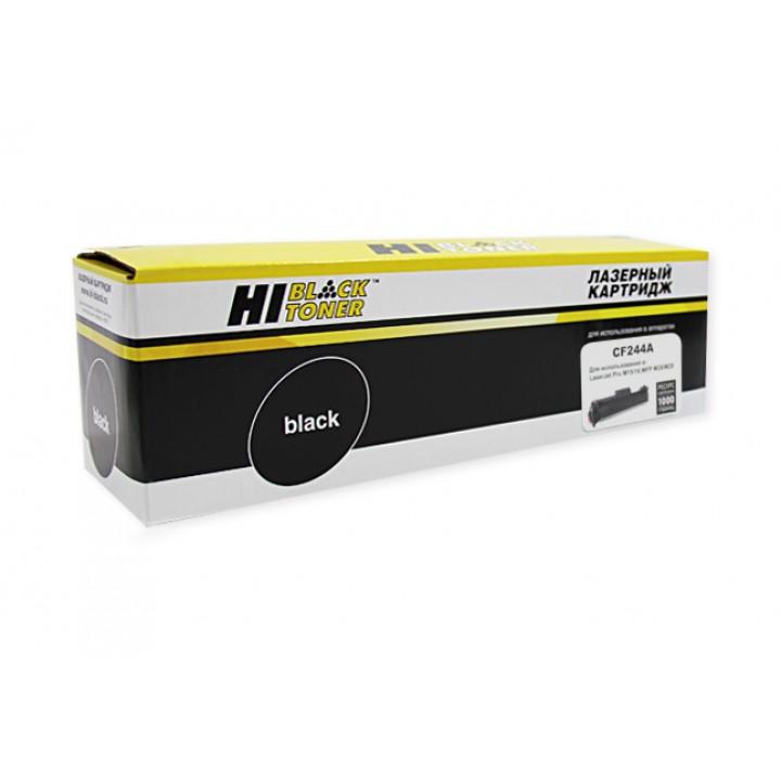 Картридж CF244A для принтера HP LJ Pro M15/M15a/Pro MFP M28a/M28w, 1K