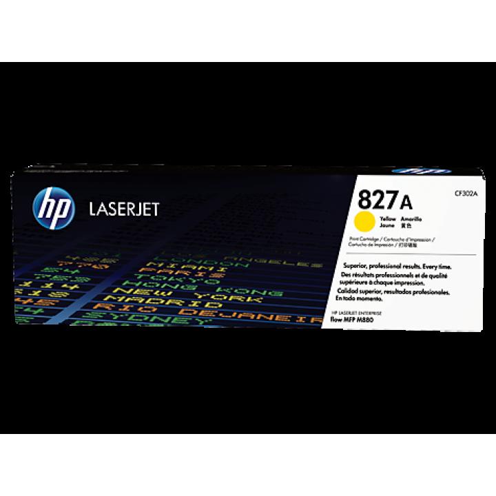 Картридж LJ Ent M880z/M880z+ (O) CF302A, 827A, Y, 32K