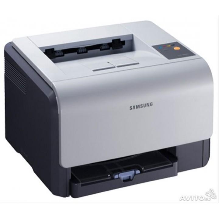 Прошивка принтера Samsung CLХ-3180