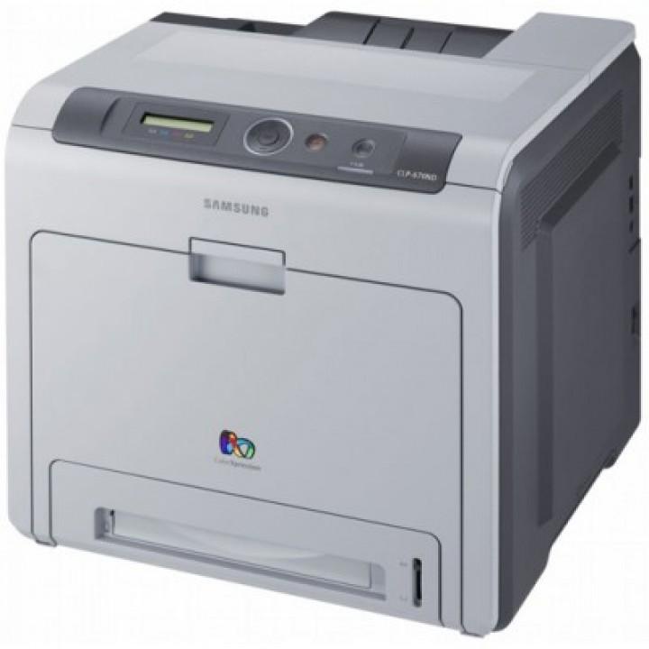 Прошивка принтера Samsung CLP-620