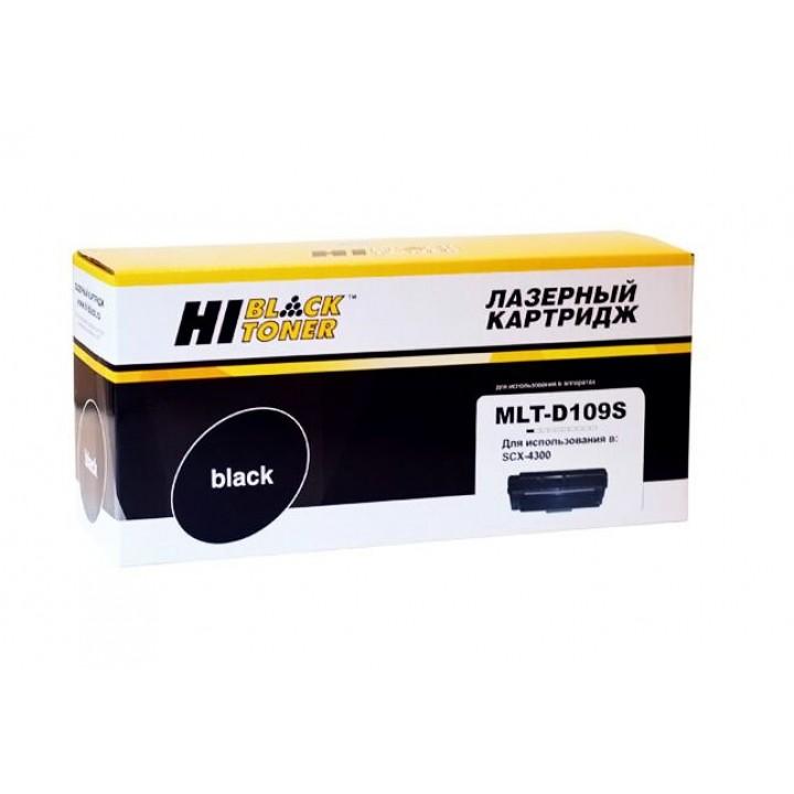 Картридж MLT-D109S для принтера Samsung SCX-4300/4310/4315, 2K