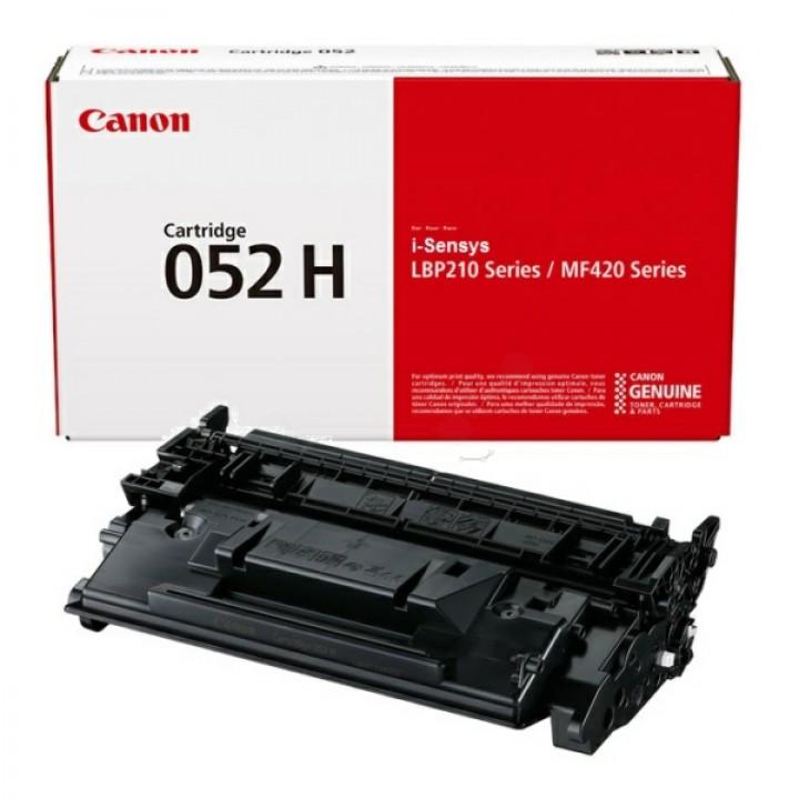 Картридж 052H для принтера MF421dw/MF426dw/MF428x/MF429x 9,2К (О) черный 2200C002