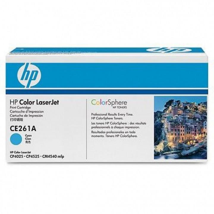Картридж CLJ CP4025/4525 (O) CE261A, C, 11K