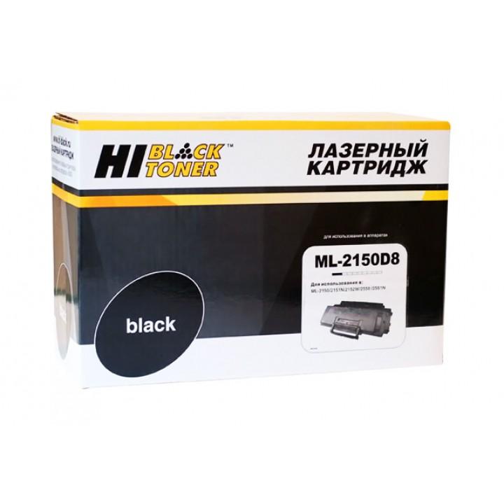 Картридж ML-2150D8 для принтера Samsung ML-2150/2151n/2152w/2550/2551n, 8K