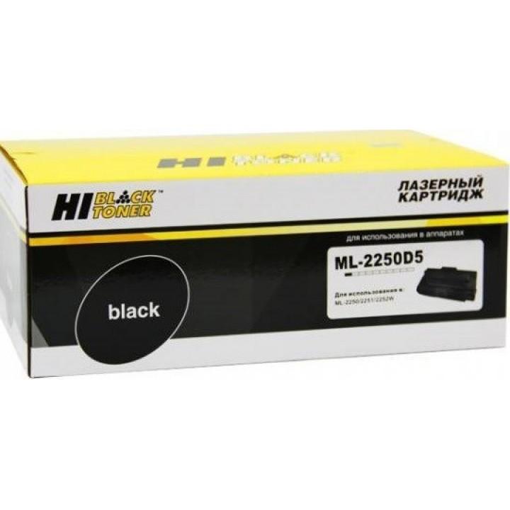 Картридж ML-2250D5 для принтера Samsung ML-2250/2251/2252w, 5K