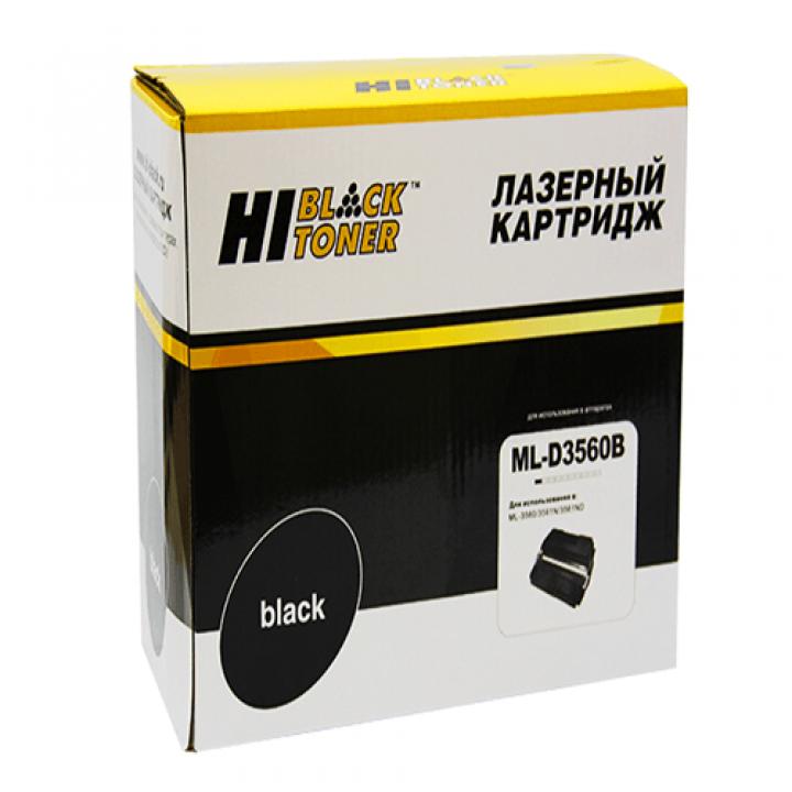 Картридж ML-3560D для принтера Samsung ML-3560/3561N/3561ND, 12K