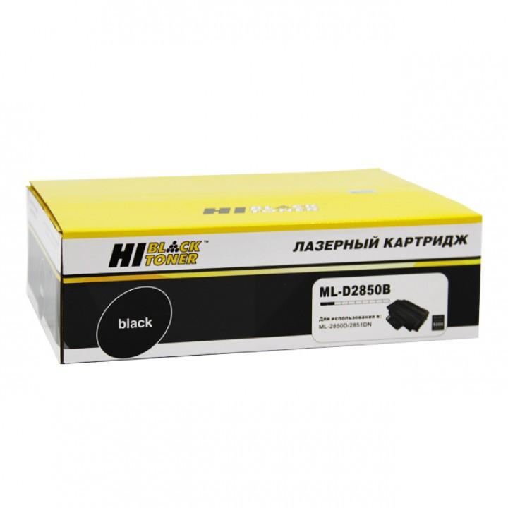 Картридж ML-D2850B для принтера Samsung ML-2850d/2851nd, 5K