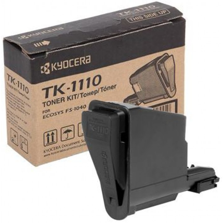 Картридж TK-1110 Kyocera FS-1040/1020MFP/1120MFP, 2,5К (O) 1T02M50NX0