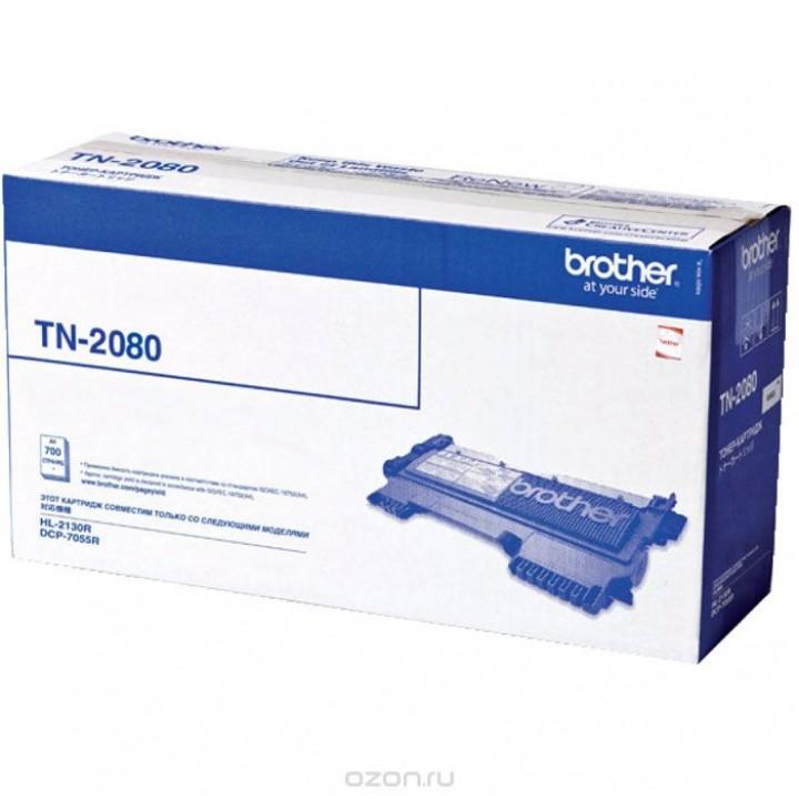 Заправка картриджа BROTHER TN-2080 DCP7055/HL2130