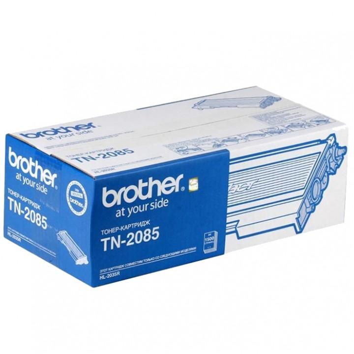 Заправка картриджа BROTHER TN-2085 HL2035