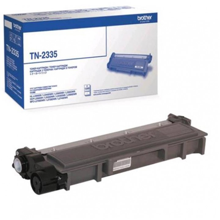 Заправка картриджа BROTHER TN-2335 DCP-L2300/2500/2520/2540/2560/HL-L2340/2360/2365/MSF-L2700/2720/2740