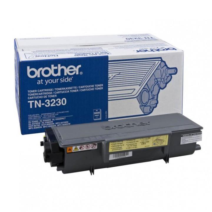 Заправка картриджа BROTHER TN-3230 HL5370/40/50/MFC8880/8370/8380/DCP8070/8085