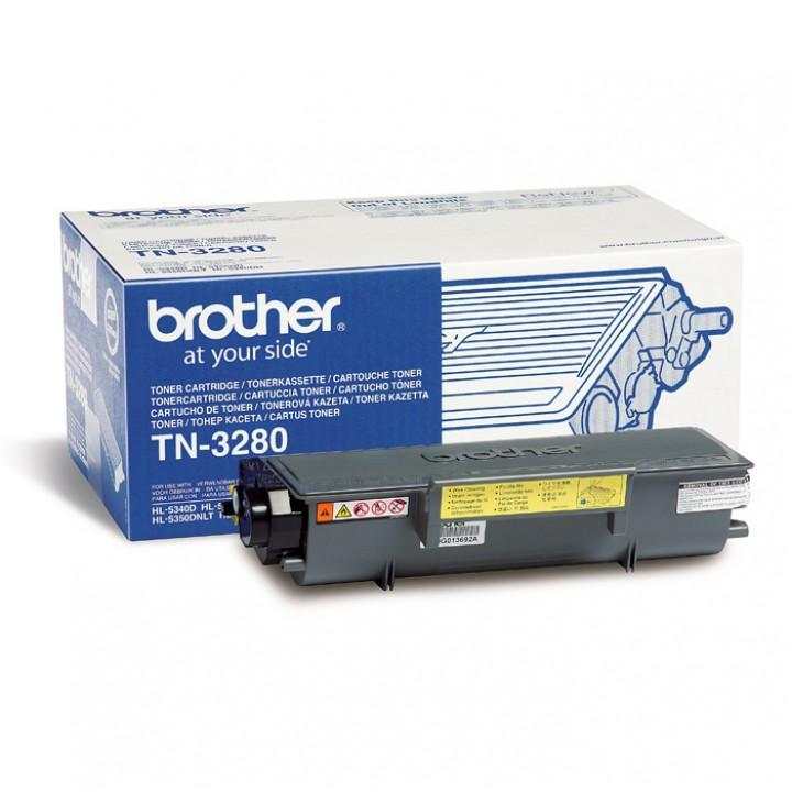 Заправка картриджа BROTHER TN-3280 HL5370/40/50/MFC8880/8370/80/DCP8070/8085