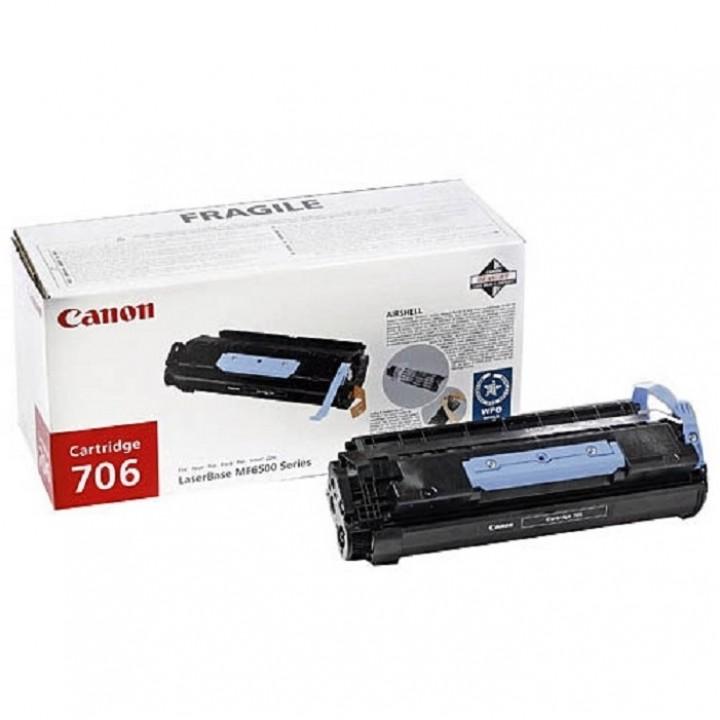Заправка картриджа CANON 706 MF6530/6540/6550/6560/4580