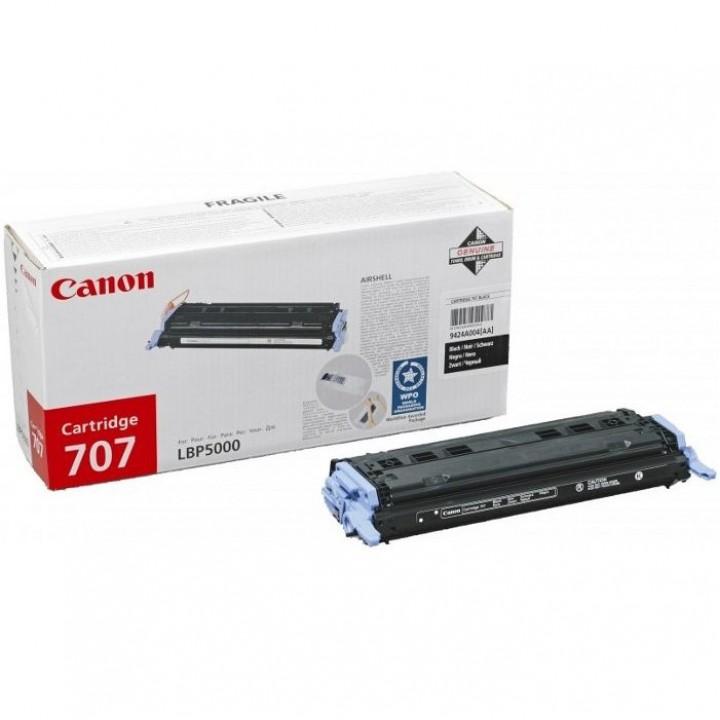 Заправка картриджа CANON 707 Laser Shot LBP5000