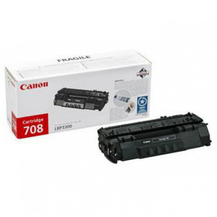 Заправка картриджа CANON 708 LBP3300/3360