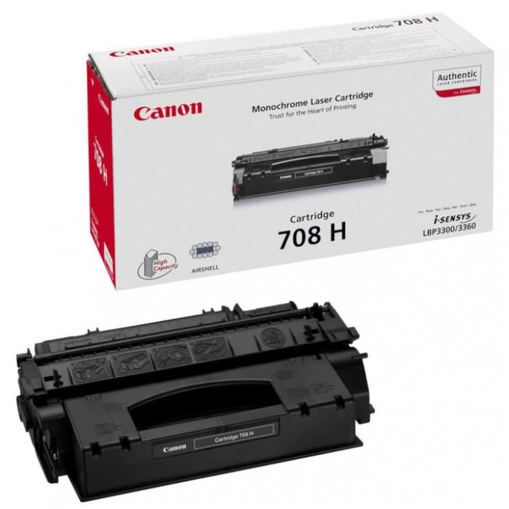 Заправка картриджа CANON 708H LBP3300/3360