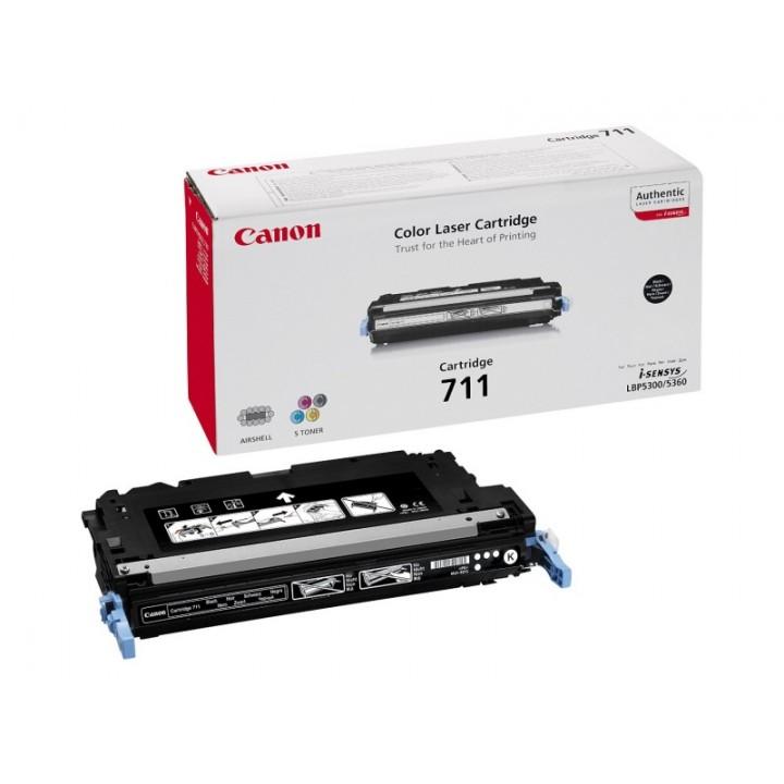 Заправка картриджа CANON 711 LBP 5300/5360/5400