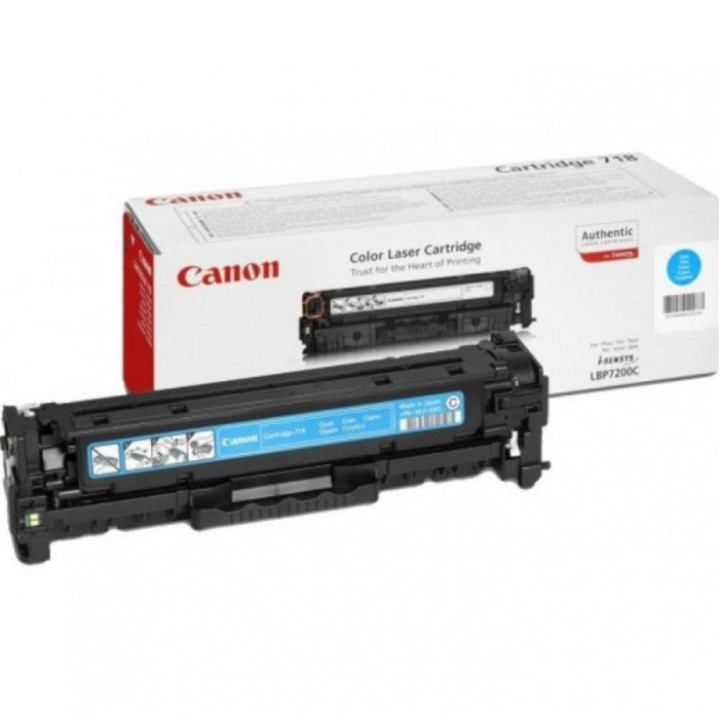 Заправка картриджа CANON 718 MF8340