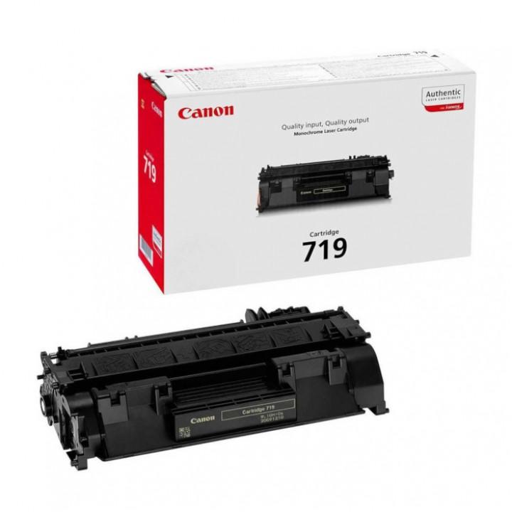 Заправка картриджа Canon 719 LBP6300/6650/MF5840/5880