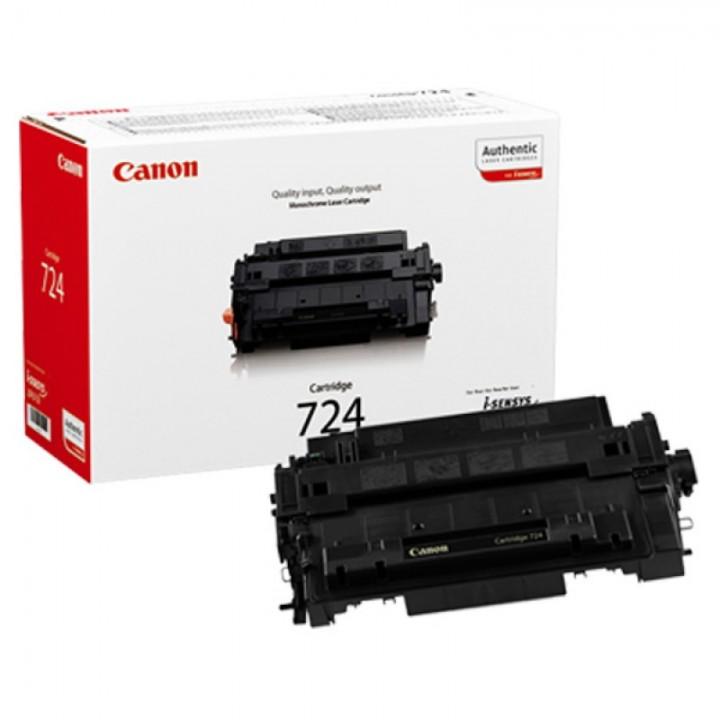 Заправка картриджа Canon 724 LBP6750 Canon 724